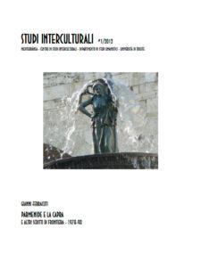 Copertina Studi Interculturali 2012-01