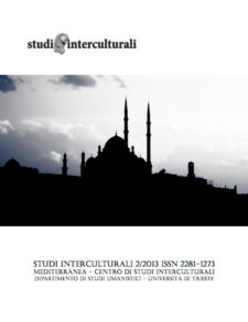Copertina Studi Interculturali 2013-02