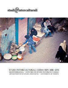 Copertina Studi Interculturali 2014-03