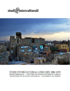 Copertina Studi Interculturali 2015-01
