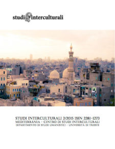 Copertina Studi Interculturali 2015-02