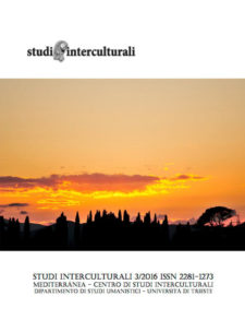 Copertina Studi Interculturali 2016-03